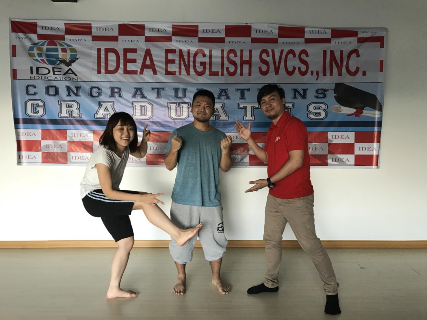 IDEA CEBU おおたけ様留学体験談2