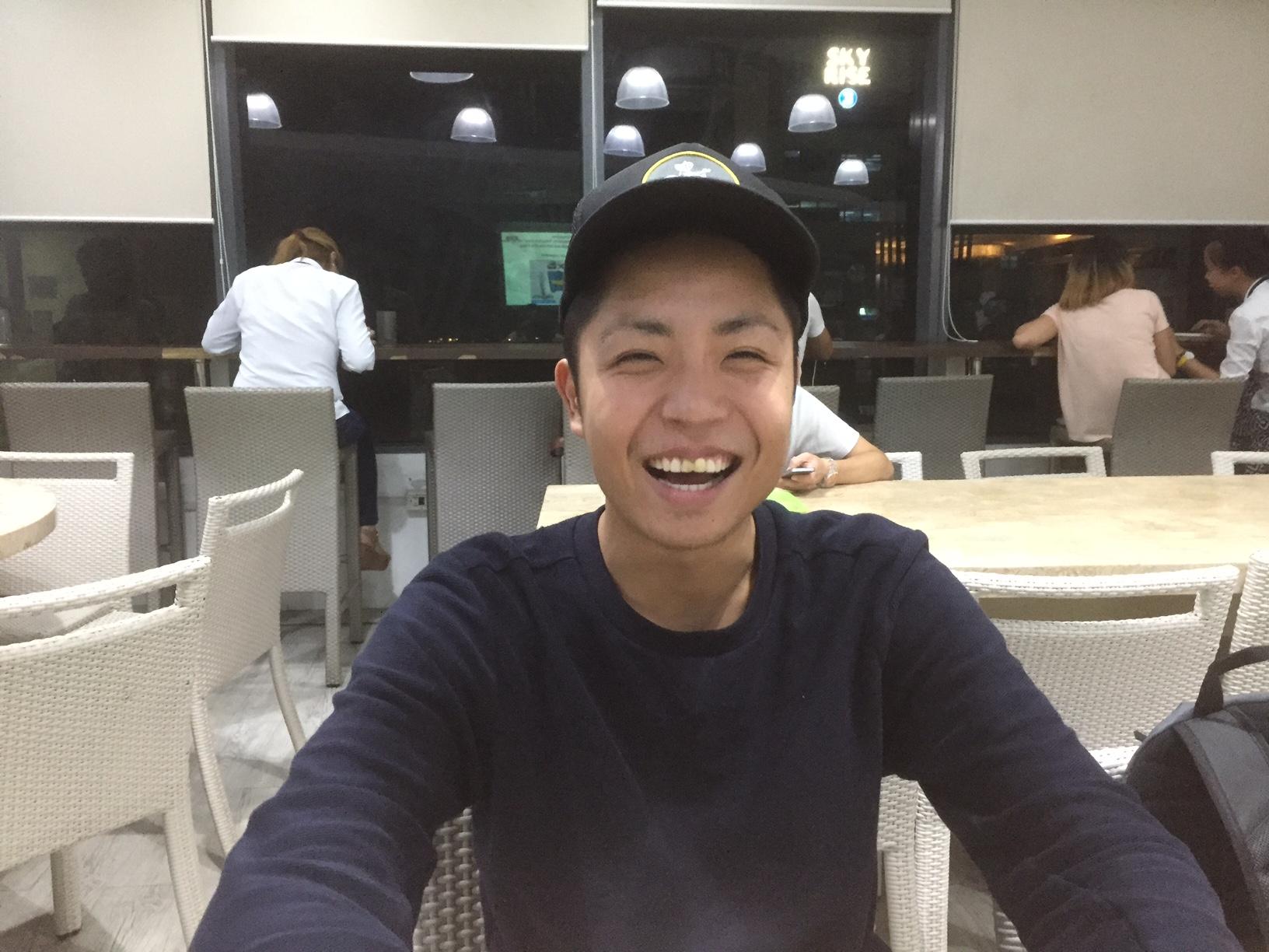 QQ にう様留学体験談1