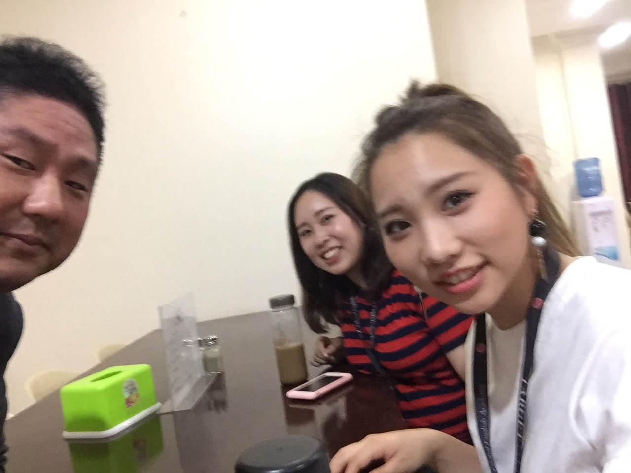 Targetちゅうじょう様留学体験談6